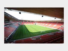 New Slavia Prague stadium at Eden, photo: CTK
