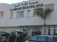 La clinique Beauséjour, photo: Magdalena Hrozínková