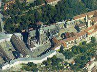 Château de Prague, photo: Google Maps
