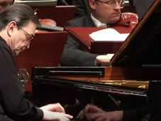 Pierre-Laurent Aimard, photo : YouTube, canal de Frankfurt Radio Symphony