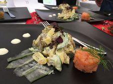 Победивший картофельный салат, Фото: Томаш Вашут