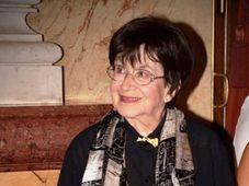 Zuzana Růžičková (Foto: Daniela Gabrielová, Archiv des Tschechischen Rundfunks)