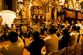 Philippine Madrigal Singers, photo: Vít Pohanka
