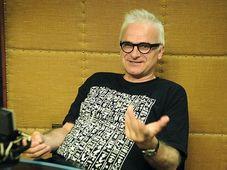 Werner Fritsch (Foto: Tomáš Vodňanský, Archiv des Tschechischen Rundfunks)