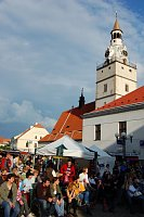 Spargelfest in Ivančice (Foto: Stadtarchiv)