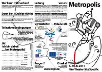 "Projekt ""Metropolis - Das lebendige Porzellanmuseum"""