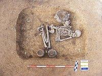 Grab eines Transsexuellen oder Homosexuellen aus der Kupfersteinzeit?