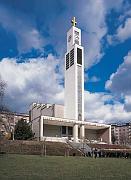 Костел Святого Вацлава в районе Вршовице