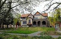 La villa Jurkovič