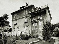 Villa Kotěra in Prag
