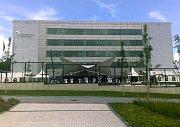 Současná budova Rádia Svobodná Evropa