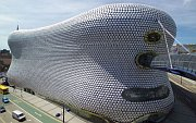 Selfridges department store in Birmingham