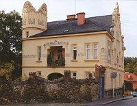 Villa des Lehrers Alois Horáček