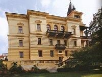 Villa des kaiserlichen Rats und Winzers Josef Viktorín