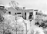 Diese Villa in Prag gehört der Regisseurin Věra Chytilová