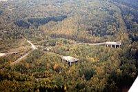 La base militaire de Brdy, photo: Karelj, public domain