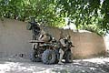 Les soldats tchèques du Groupe d'opérations spéciales en Afghanistan, photo: www.army.cz