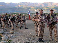 Czech troops in Afghanistan, photo: www.army.cz