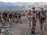 Tschechische Truppen in Afghanistan (Foto: Archiv der Armee der Tschechischen Republik)