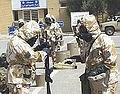 L'unité tchèque de protection contre les armes chimiques déployée au Koweït (Photo: www.army.cz)