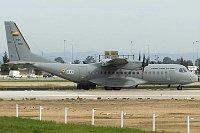 El avión CASA C-295