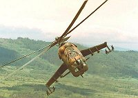 Mi-24, photo: Czech Army