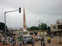 Parakou au Bénin, photo: UXrocks, CC BY 3.0