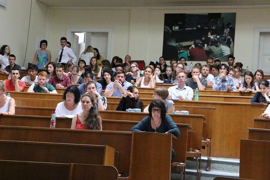 Фото: официальный фейсбук Летняя школа славяноведения