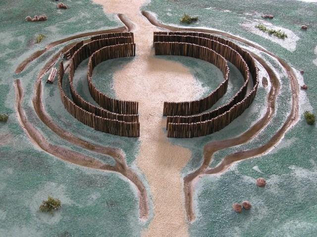 K čemu Sloužilo Stonehenge Ideální rekonstrukce jednoho z typů rondelů na základě výzkumu ...