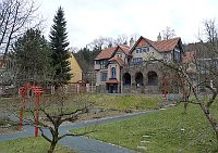 La villa Jurkovič, photo: Michal Klajban, CC BY-SA 3.0 Unported