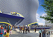 Selfridges building in Birmingham, photo: www.future-systems.com
