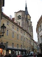 Dominikanerkloster in Prager Altstadt (Foto: Ludek, Creative Commons 3.0)