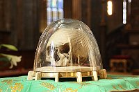 St. Adalbert's skull, photo: Pelz, CC BY-SA 3.0