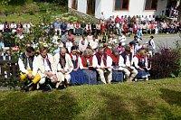 Pilgermesse in Nedašova Lhota (Foto: Aleš Naňák)
