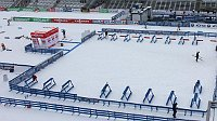 Biathlon in Nové Město na Moravě (Foto: Tschechisches Fernsehen)