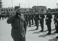 Fidel Castro en Tchécoslovaquie en 1972, photo: ČT