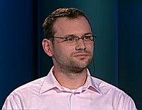Jiří Hrabě, photo: Czech Television