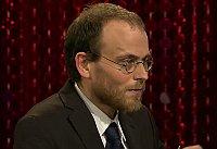 Jan Rovenský, photo: Czech Television