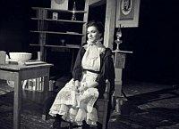 Ilustrační foto: Záběr zdivadelní hry Osamělé večery Dory N., foto: ČT