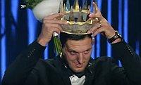 Lukáš Krpálek wurde als Sportler des Jahres geehrt (Foto: Tschechisches Fernsehen)