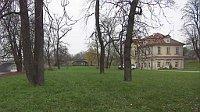 Villa auf der Moldauinsel Štvanice (Foto: Tschechisches Fernsehen)