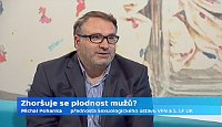 Michal Pohanka, foto: ČT