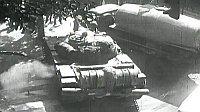 Einmarsch der Truppen des Warschauer Paktes in die Tschechoslowakei (Foto: ČT24)