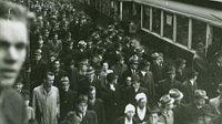 Protests by Czech university students on 28 October 1939, photo: ČT24