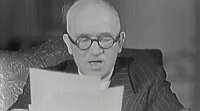Edvard Beneš, foto: ČT24