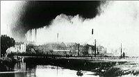 Bombardování Plzně, foto: ČT24