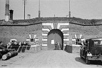 Terezín 1945, photo: Josef Vosolsobě, ČT24