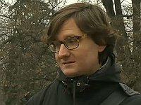 Lukáš Hanus, photo: ČT24