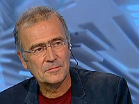 Charles Laurence, photo: Czech Television