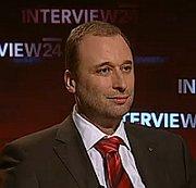 Tomáš Podivínský, photo: Czech Television
